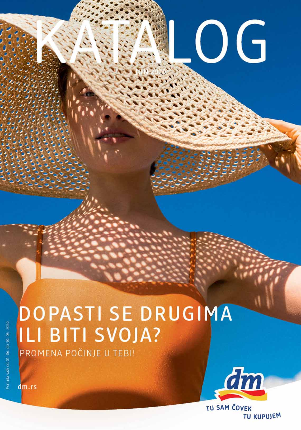 dm Katalog - Super akcija do 30.06.2020.