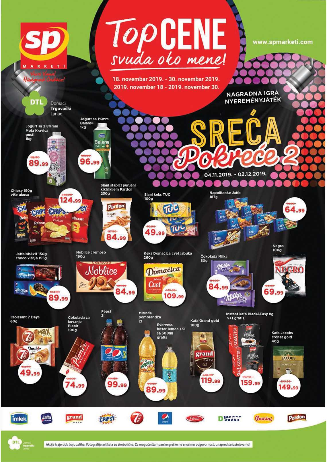 SP MARKETI KATALOG AKCIJA