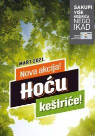GOMEX Akcija - HOĆU KEŠIRiĆE - Akcija do 31.03.2021.