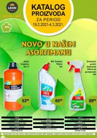 LEON MARKET Katalog - Super akcija do 04.03.2021.