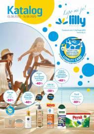 LILLY DROGERIE Katalog - Super akcija do 31.08.2020.
