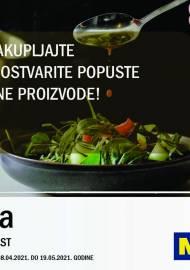 METRO KATALOG - HORECA POPUSTI ZA VERNOST - Akcija do 19.05.2021.