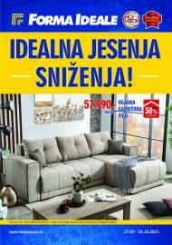FORMA IDEALE - IDEALNA JESENJA SNIŽENJA! - Akcija do 23.10.2021.