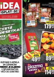 IDEA KATALOG - Super akcija SNIŽENJA do 13.12.2020.
