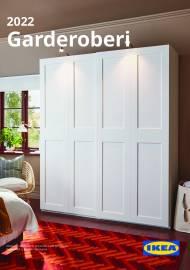 IKEA KATALOG - GARDEROBERI 2022