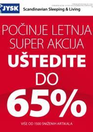 Jysk ponuda - JYSK Katalog - Super akcija od 04.06. DO 17.06.2020.
