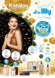 LILLY DROGERIE Katalog - Super akcija do 31.12.2020.