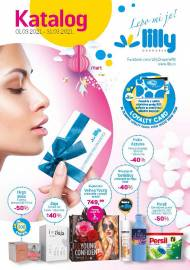 LILLY DROGERIE Katalog - Super akcija do 31.03.2021.