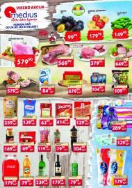 MEDIUS - VIKEND AKCIJA - 25 godina dobre kupovine. Super akcija do 27.09.2021.