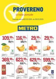 METRO KATALOG - PROVERENO IZ NAŠE PONUDE - Akcija do 08.03.2021.