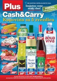PLUS CASH CARRY AKCIJA KULA - IZUZETNE CENE SVAKI DAN - Akcija do 29.07.2021.