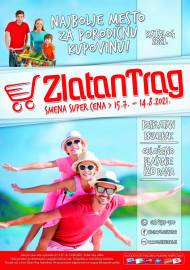 ZLATAN TRAG Akcija - KATALOG  - Super akcija do 14.08.2021.