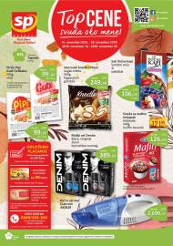 SP MARKETI KATALOG - Akcija do 28.11.2020.