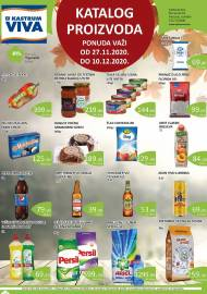 KASTRUM VIVA KATALOG - Akcija do 10.12.2020.