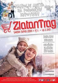 ZLATAN TRAG Akcija - KATALOG  - Super akcija do 14.02.2021.
