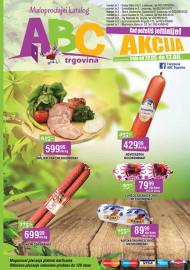 ABC TRGOVINA - KATALOŠKA AKCIJA  - Super akcija do 13.06.2020.