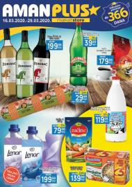 AMAN PLUS MARKETI KATALOG - Akcija do 29.03.2020.
