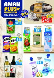 AMAN PLUS MARKETI KATALOG - Akcija do 27.09.2019.