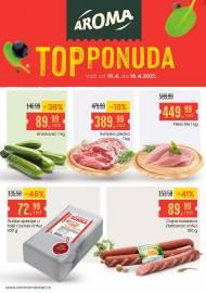 AROMA TOP AKCIJA - Akcija sniženja do 18.04.2021.