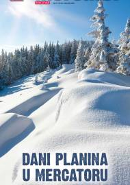 MERCATOR AKCIJA - DANI PLANINA U MERCATORU - Super akcija do 20.01.2021.