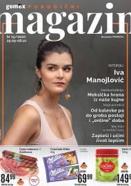 GOMEX Katalog - PORODIČNI MAGAZIN akcija do 08.10.2020.