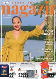 GOMEX Katalog - PORODIČNI MAGAZIN akcija do 16.07.2020.