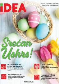 IDEA KATALOG  - Super akcija SNIŽENJA do 19.04.2020.