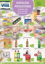 KASTRUM VIVA KATALOG - Akcija do 04.02.2021.