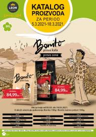 LEON MARKET Katalog - Super akcija do 18.03.2021.