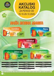 LEON MARKET Katalog - Super akcija do 29.10.2020.