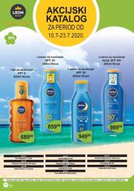 LEON MARKET Katalog - Super akcija do 23.07.2020.