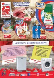 MEDIUS Katalog - 25 godina dobre kupovine. Akcija do 24.11.2019.
