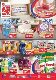 MEDIUS Katalog - 25 godina dobre kupovine. Akcija do 01.03.2020.