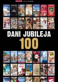 MERCATOR AKCIJA - DANI JUBILEJA 100. Super akcija do 14.10.2020.