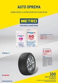 METRO KATALOG - AUTO OPREMA - Akcija do 04.12.2019.