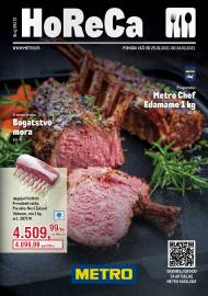 METRO KATALOG - HORECA - Akcija do 24.03.2021.