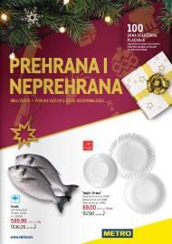 METRO KATALOG - PREHRANA I NEPREHRANA - Akcija do 16.12.2020.