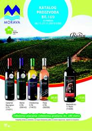 MORAVA MARKETI KATALOG -  Akcija do 27.11.2019.