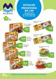 MORAVA MARKETI KATALOG -  Akcija do 15.07.2020.