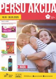 PERSU Katalog - ŠTA JE NA AKCIJI! akcija do 30.05.2020.