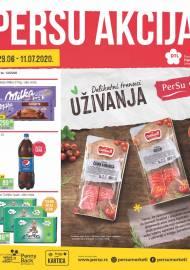 PERSU Katalog - ŠTA JE NA AKCIJI! Akcija sniženja do 11.07.2020.
