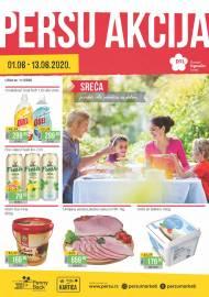 PERSU Katalog - ŠTA JE NA AKCIJI! Akcija sniženja do 13.06.2020.