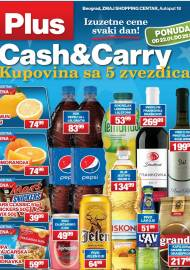PLUS CASH CARRY AKCIJA - IZUZETNE CENE SVAKI DAN - Akcija do 28.01.2021.