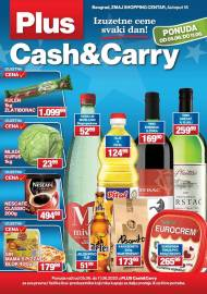 PLUS CASH CARRY AKCIJA - IZUZETNE CENE SVAKI DAN - Akcija do 11.06.2020.