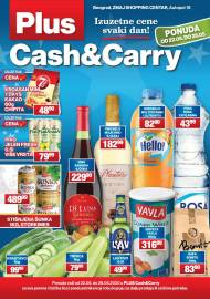 PLUS CASH CARRY AKCIJA - IZUZETNE CENE SVAKI DAN - Akcija do 28.05.2020.