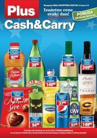 PLUS CASH CARRY AKCIJA - IZUZETNE CENE SVAKI DAN - Akcija do 15.04.2021.