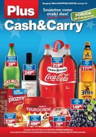 PLUS CASH CARRY AKCIJA - IZUZETNE CENE SVAKI DAN - Akcija do 13.08.2020.