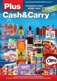PLUS CASH CARRY AKCIJA - IZUZETNE CENE SVAKI DAN - Akcija do 04.06.2020.