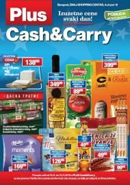 PLUS CASH CARRY AKCIJA - IZUZETNE CIJENE SVAKI DAN - Akcija do 21.11.2019.