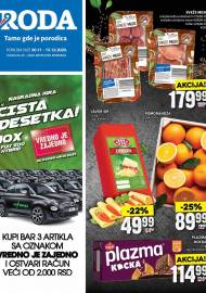 RODA KATALOG - Super akcija SNIŽENJA do 13.12.2020.